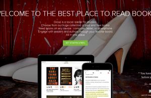 Glose, social reader for ebooks