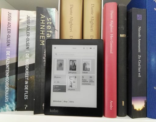 auteurs vergoeding ebooks