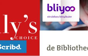 E-book abonnementsdiensten