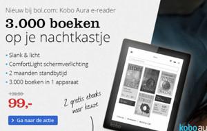 Bol Com Nachtkastje.Bol Com Start Samenwerking Met Kobo Ereaders Nl