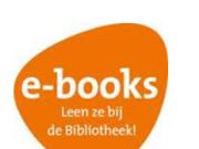 e-books lenen bij de Bibliotheek