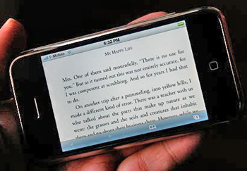 Ebook Er For Iphone