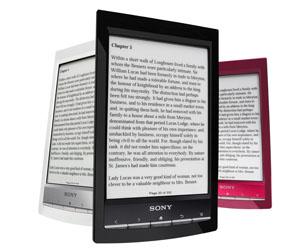 Geen verlichting in nieuwe Sony Reader? | eReaders.nl