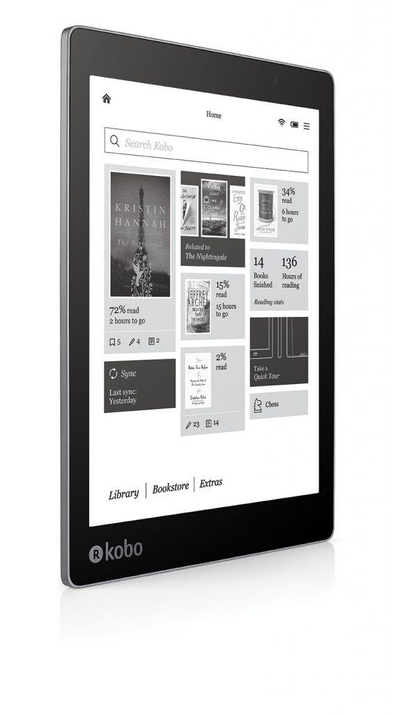 De nieuwe premium e-reader van Kobo: Kobo Aura ONE | eReaders.nl