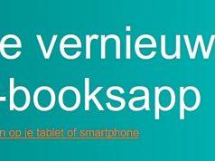 vernieuwde ebook app