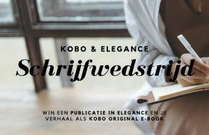 kobo elegance schrijfwedstrijd