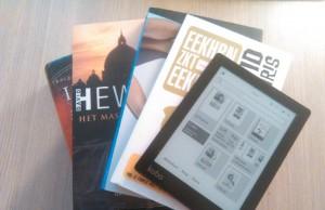Ebooks en boeken