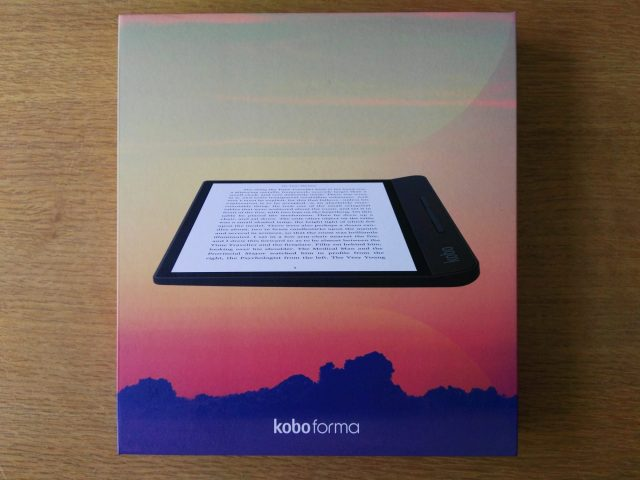 kobo forma review