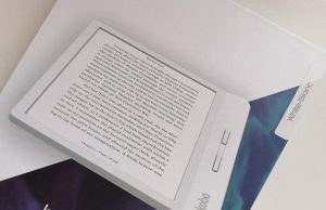 review kobo libra h2o
