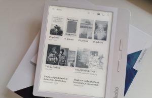 tips kobo ereader