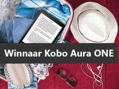 Kobo-Auraone-winactie-winnaar