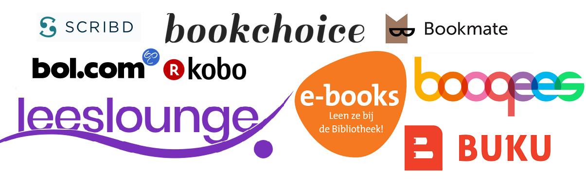 Abonnementsdiensten Voor E Books Een Overzicht Ereadersnl