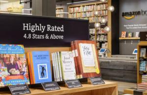 Amazon Book Store Seattle