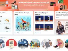 amazon.nl webwinkel nederland