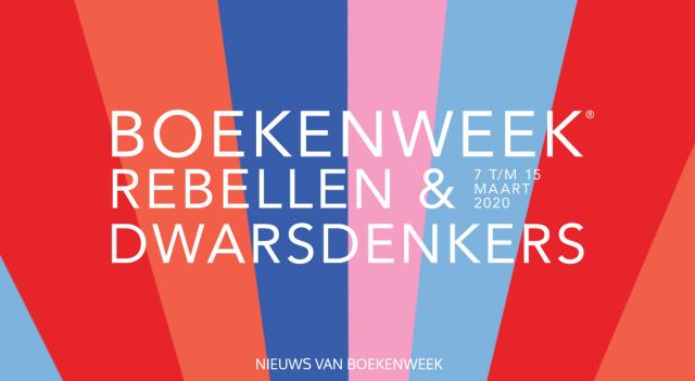 boekenweek 2020 rebellen en dwarsdenkers