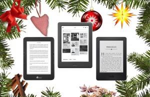 E-readers kerstaanbiedingen