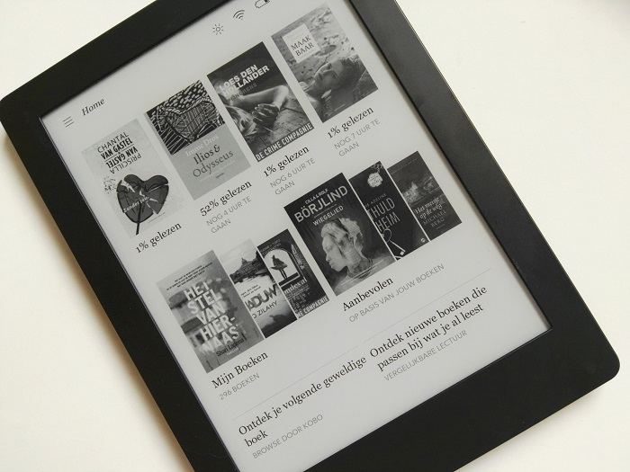 Review: Kobo Aura H2O Edition 2 (2017) | eReaders nl