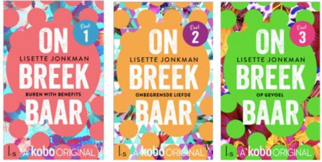 kobo original lisette jonkman