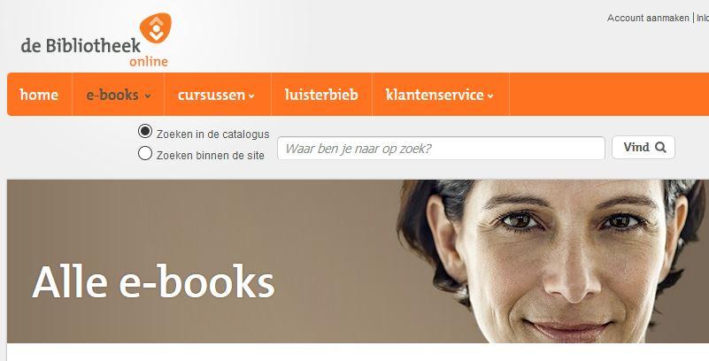 online bibliotheek