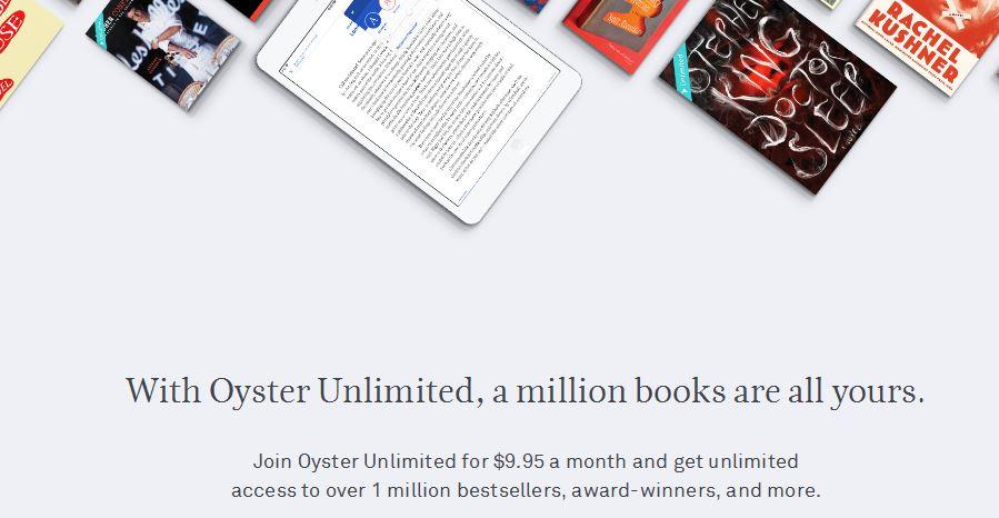 Oyster Books