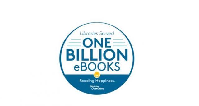 overdrive miljard ebooks