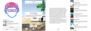 screenshots grunberg app