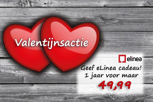 Actie Valentijn eLinea