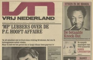 koninklijke bibliotheek vrij nederland